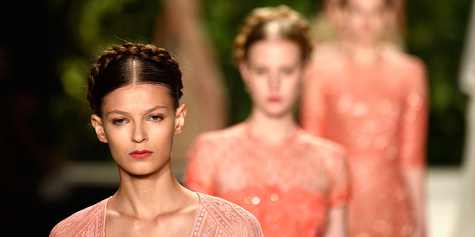 Naeem Khan Embraces Blurred Lines and Frida Kahlo