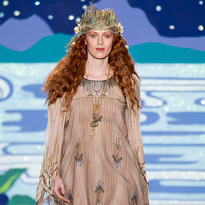 2014 Spring New York Fashion Week Runway Anna Sui | Pictures