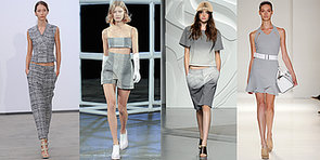 Fashion Forecast: Grey is Your New Neutral
