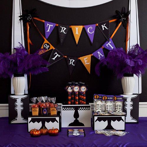Kid-Friendly Halloween Party Ideas