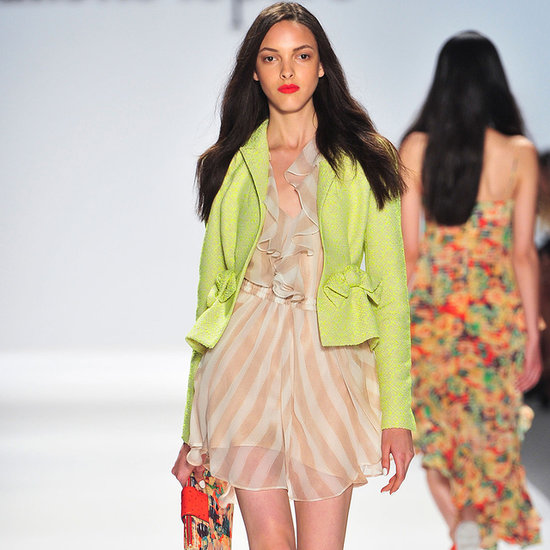 Nanette Lepore Spring 2014 Runway Show | NY Fashion Week