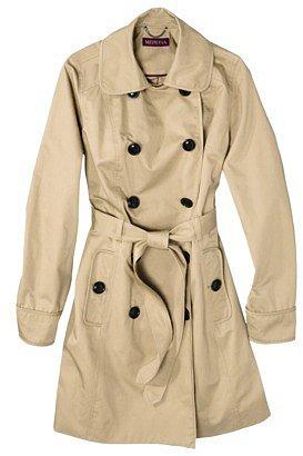Merona® Women's Trench Coat -Assorted Colors