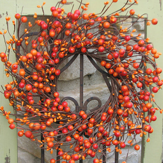 Cheap Fall Wreaths