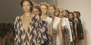 Rachel Zoe Takes Us on a Chic '70s Safari For Spring 2014