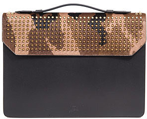 Christian Louboutin Alexis document holder