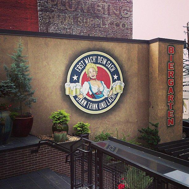 Der Biergarten, Atlanta
