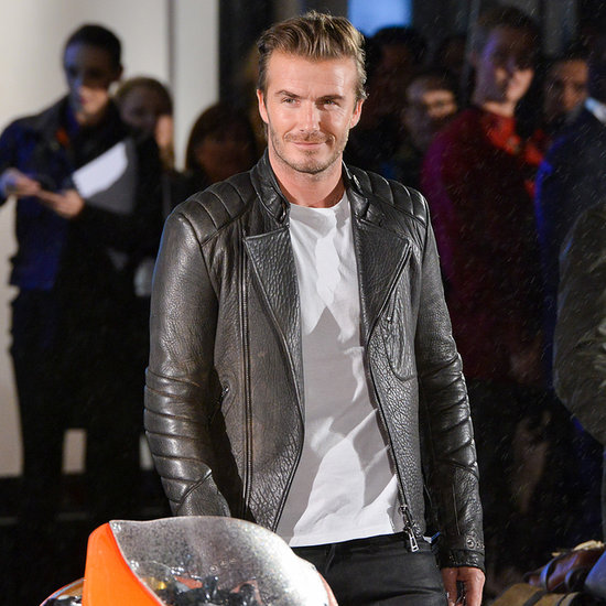 David Beckham New Face of Belstaff | Photos