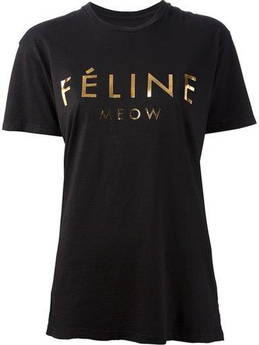 Brian Lichtenberg 'Féliné' t-shirt