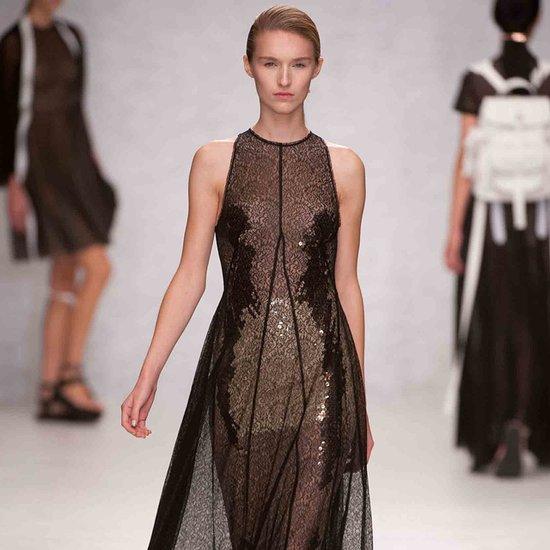 Marios Schwab Spring 2014 Collection   London Fashion Week