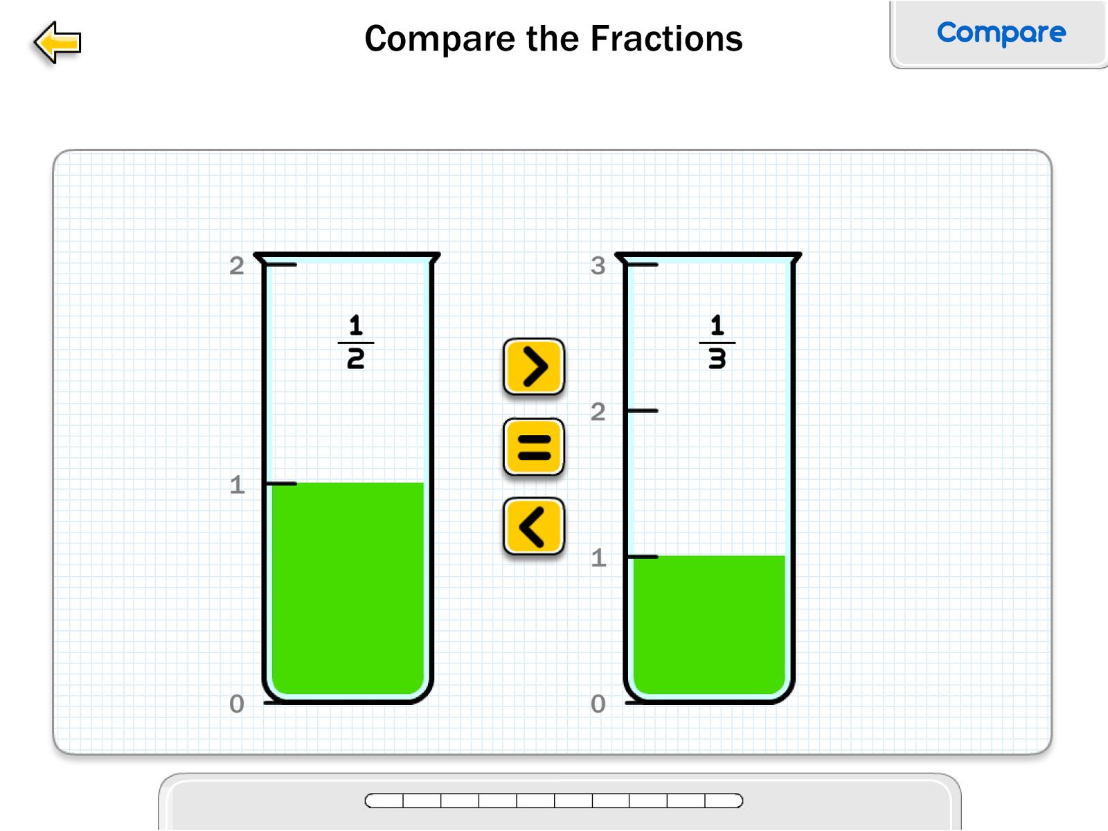 Tiny Fractions