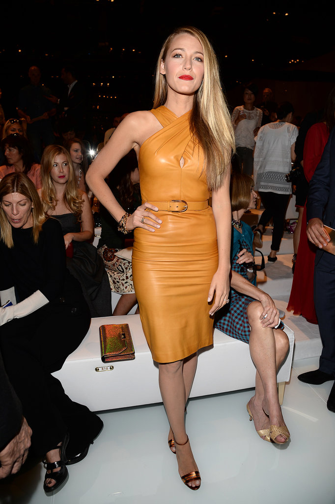 Blake Lively Buddies Up With Anna Wintour For Gucci