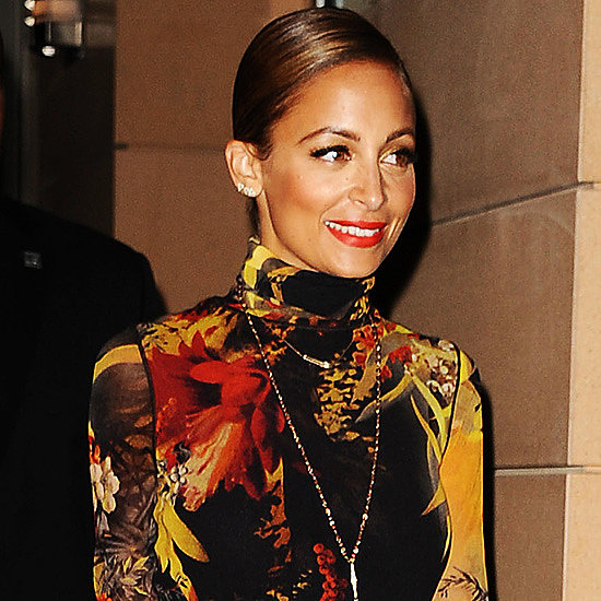 Nicole Richie Style Nordstrom Opening   Video