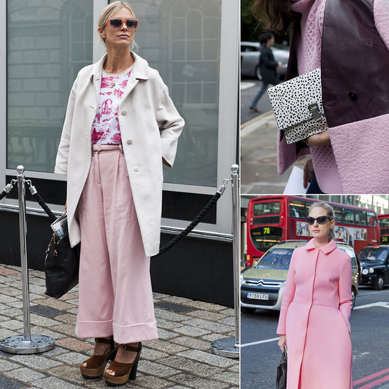 Pale Pink Trend