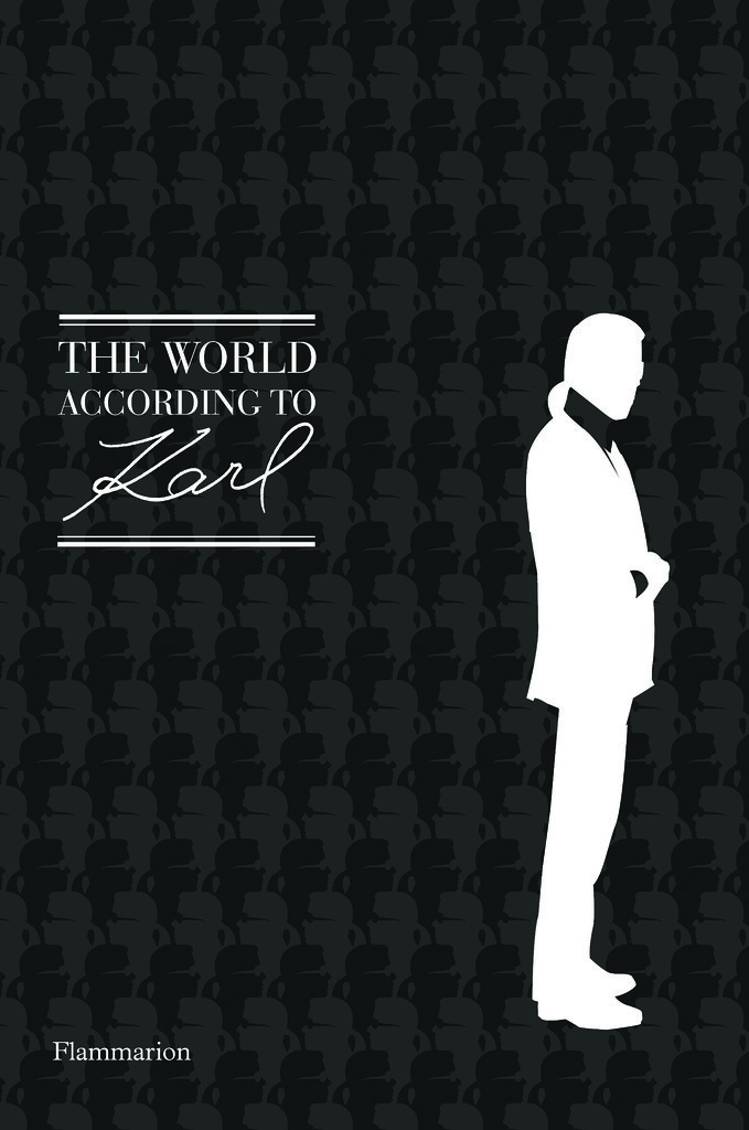 Who wouldn't want to live in The World According to Karl? With this sleek compilation of quotes, now you can!