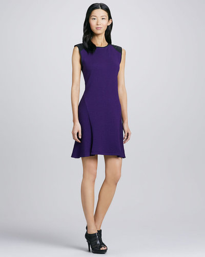 Nanette Lepore Night Launch Knit Dress