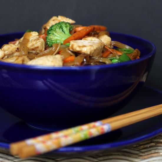 Fast & Easy Dinner: Chicken Lo Mein
