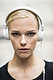 Who knew headphones could be such a gorgeous hair accessory? Source: Le 21ème | Adam Katz Sinding