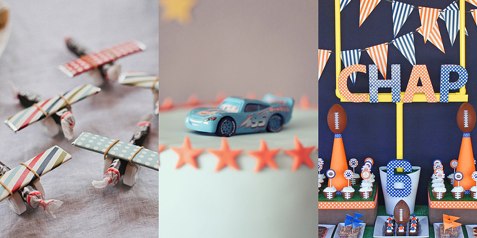 47 Fun Themes For Your Boy's Next Birthday Bash!