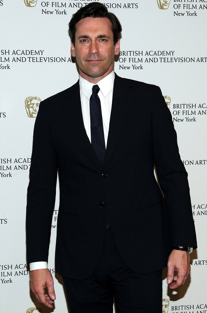 Lead actor in a drama nominee Jon Hamm will present on Emmys night.