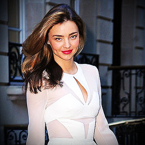 Miranda Kerr Dress at Romeo and Juliet Opening | Video