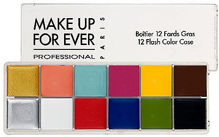 12 Flash Color Case