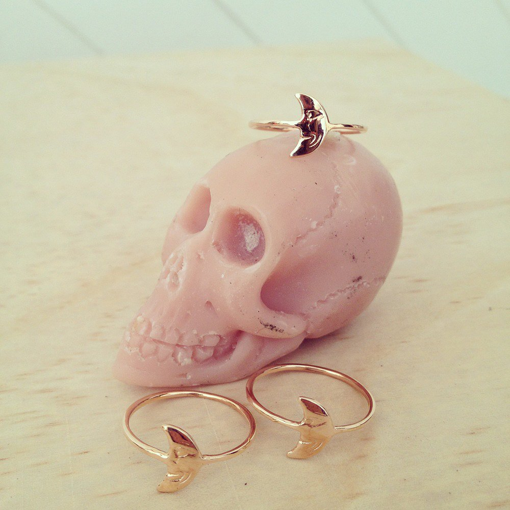 Ring, $242, Baby Anything.