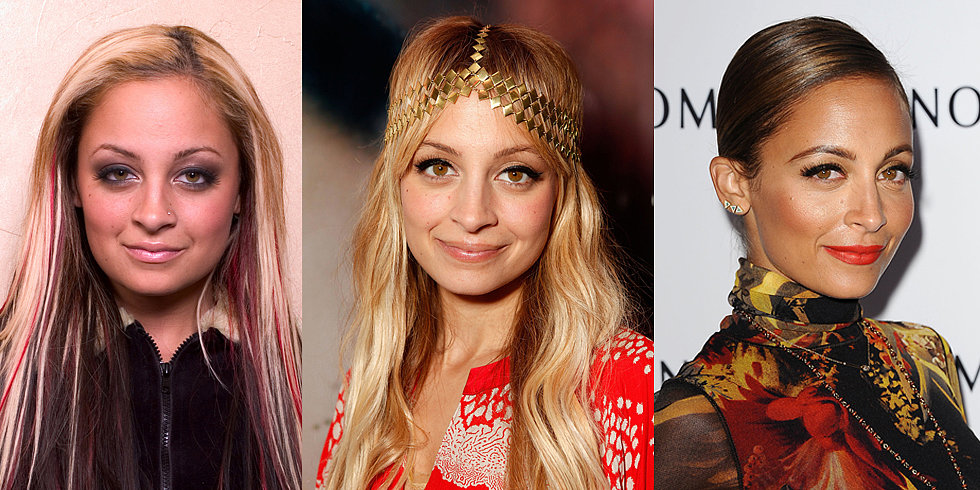 From Badass to Boho: See Nicole Richie's Beauty Evolution