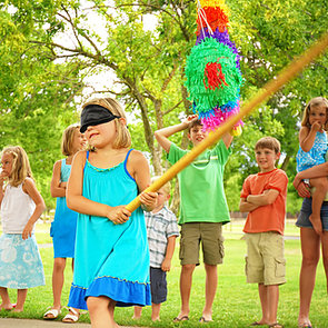 Kids' Birthday Party Games