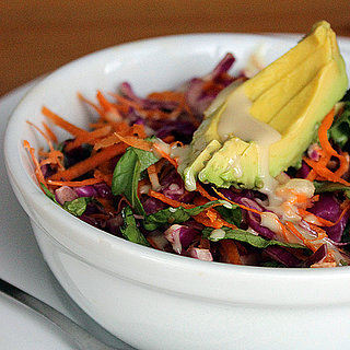 Detox Your Weekend Away With a Raw Veg Salad