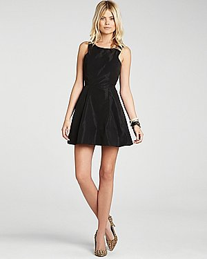BCBGeneration Dress - Studded Neck