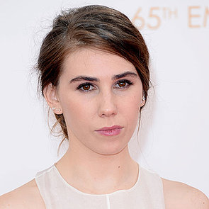Picture of Zosia Mamet at the 2013 Emmy Awards