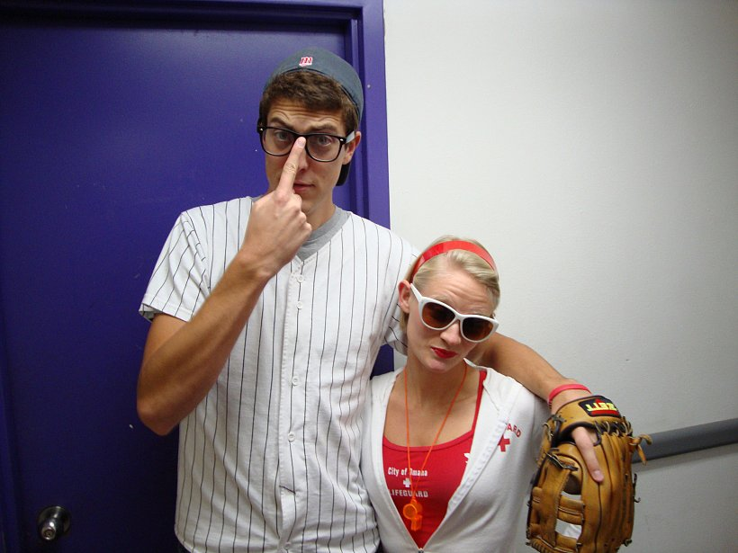 Wendy Peffercorn and Squints From The Sandlot