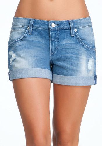 Joplin Boyfriend Denim Shorts