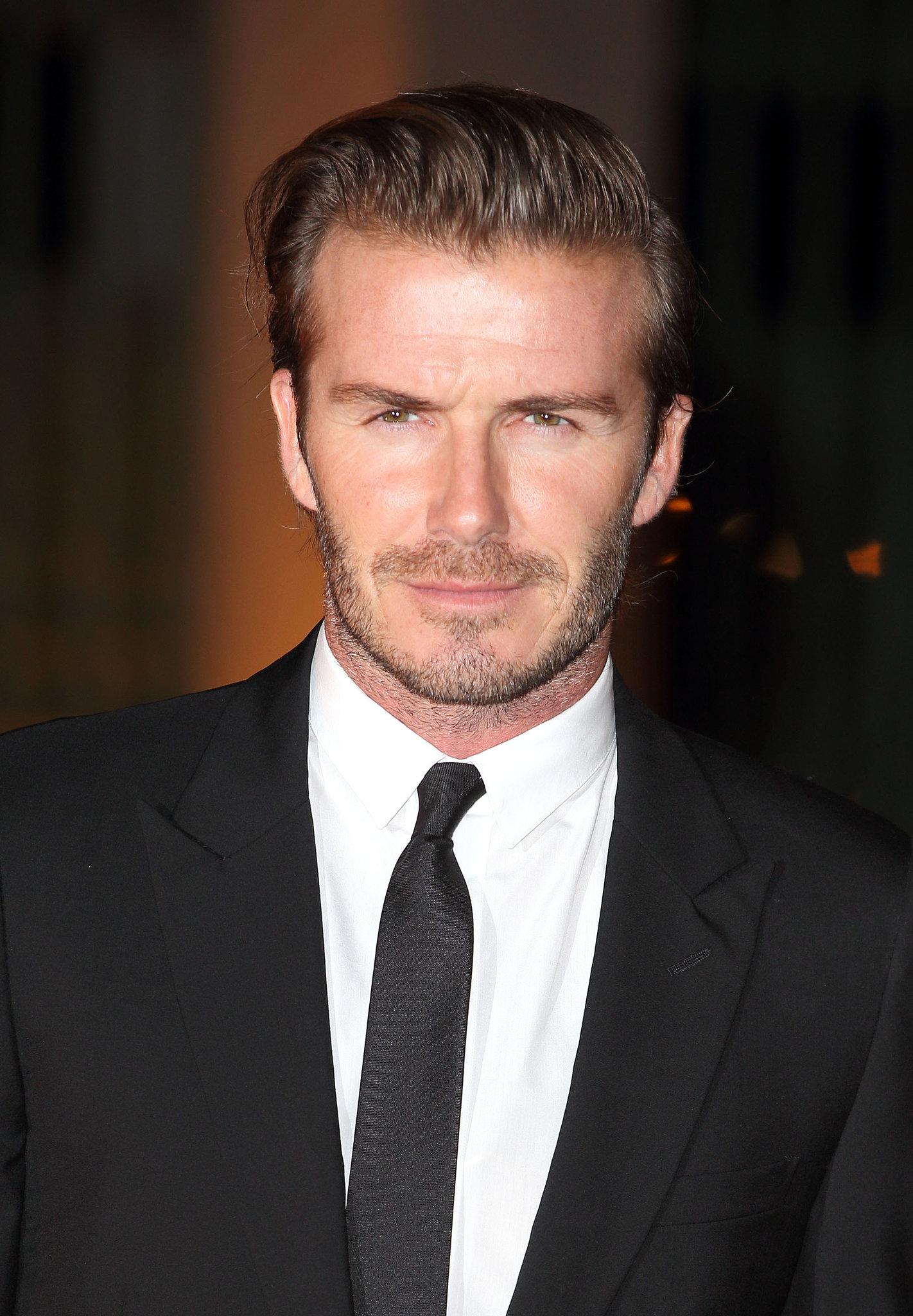 David Beckham: The English Gentleman Beard
