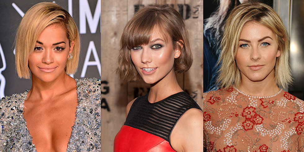 """Spring's New """"It"""" Style Is the Asymmetrical Bob"""