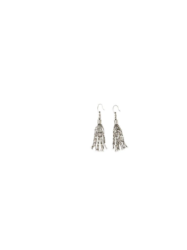 Earrings ($25) Photo courtesy of H&M