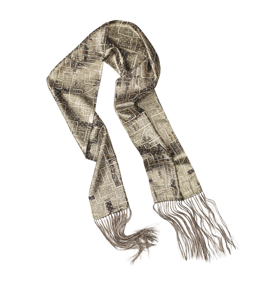 Scarf ($35) Photo courtesy of H&M