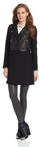 Lovers+Friends Women's Hello Moto Coat