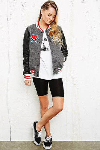 Urban Outfitters Misbhv Love College-Jacke