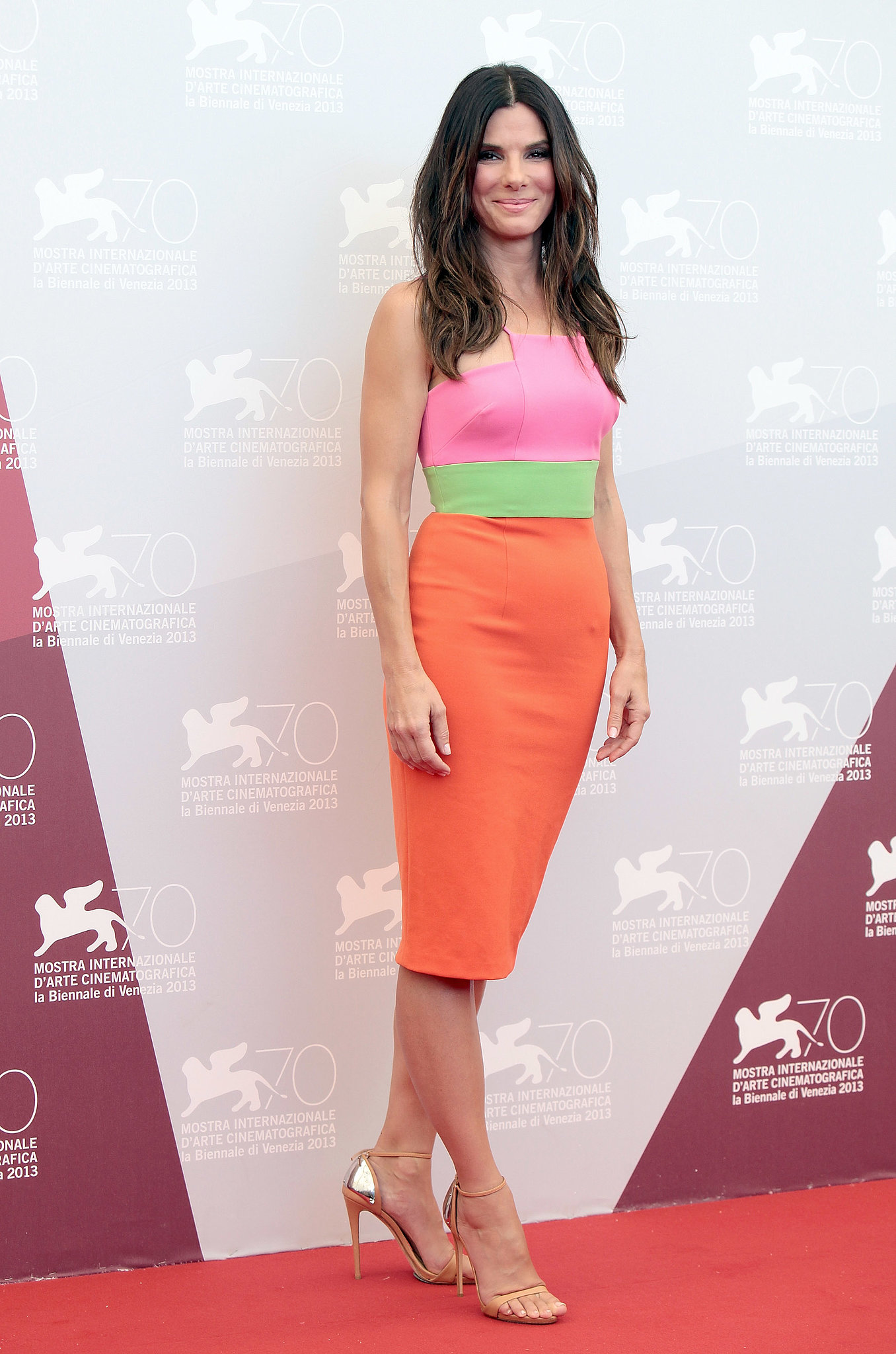 Sandra Bullock at the Venice Film Festival
