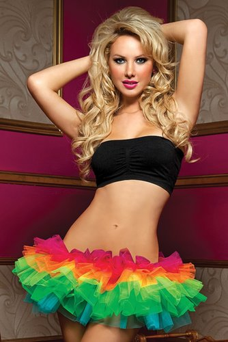 Ecstasy Multi-Layer Tutu
