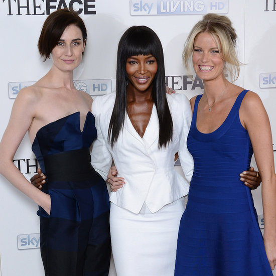 Watch The Face UK Preview | Naomi Campbell & Erin O'Connor