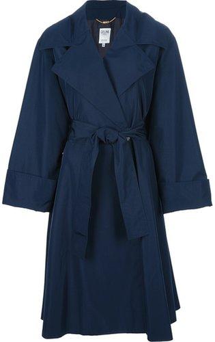Céline Vintage oversize belted trench coat