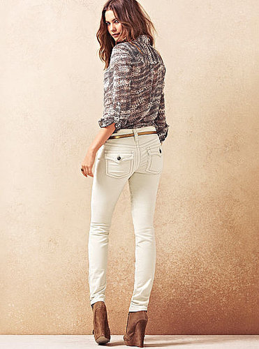 VS Low Five Flap-pocket Skinny Pant in Corduroy