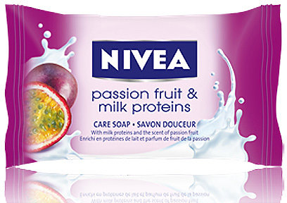 Nivea Passion Fruit and Milk Proteins Soap