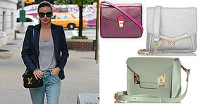Shop the Celeb Trend: Structured Cross-Body Bags