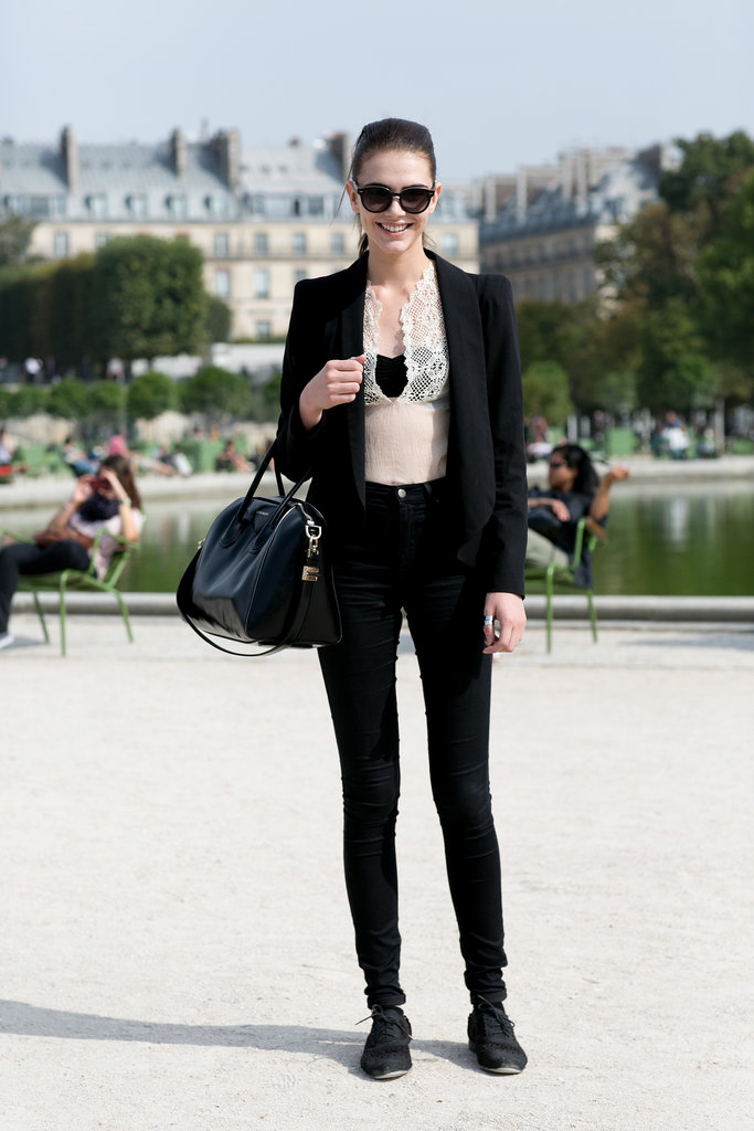 Parisian-perfect.