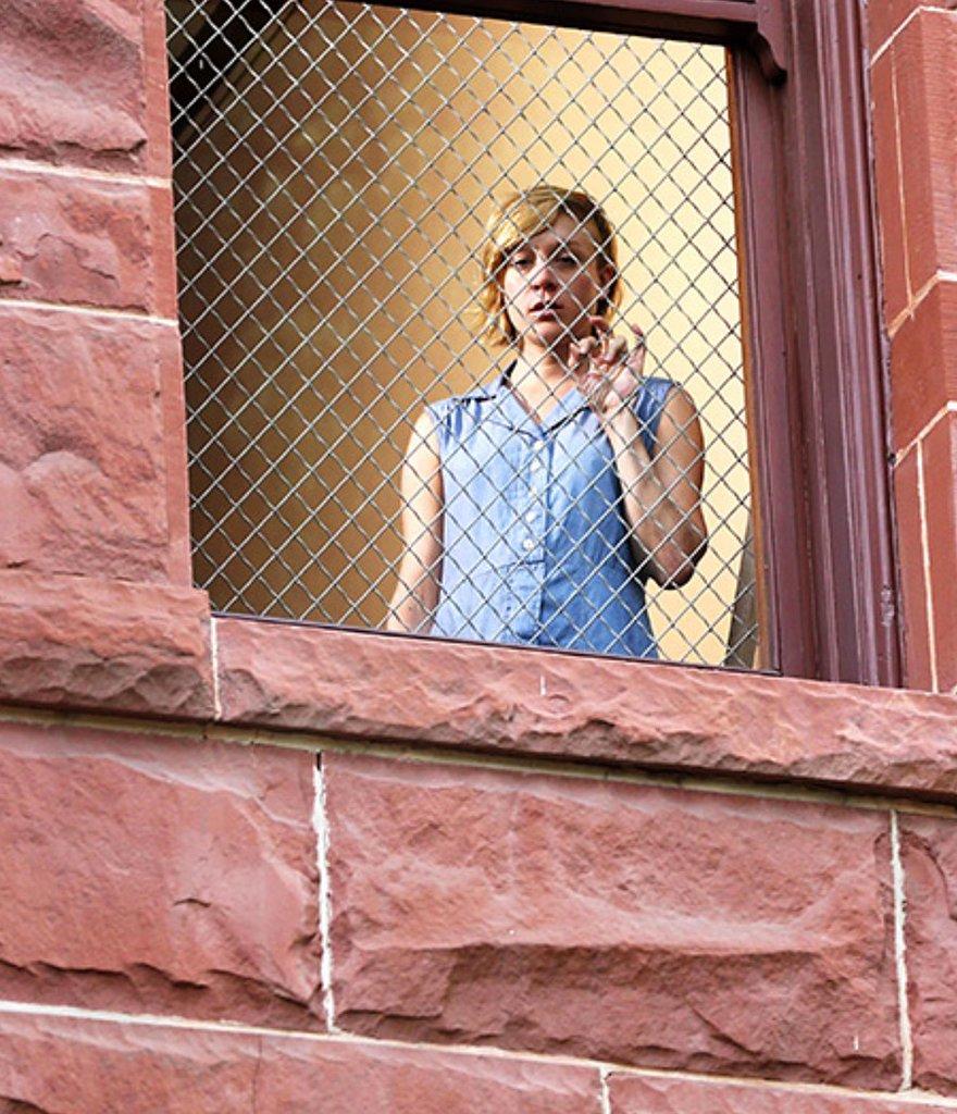 Shelley the Nymphomaniac, Asylum