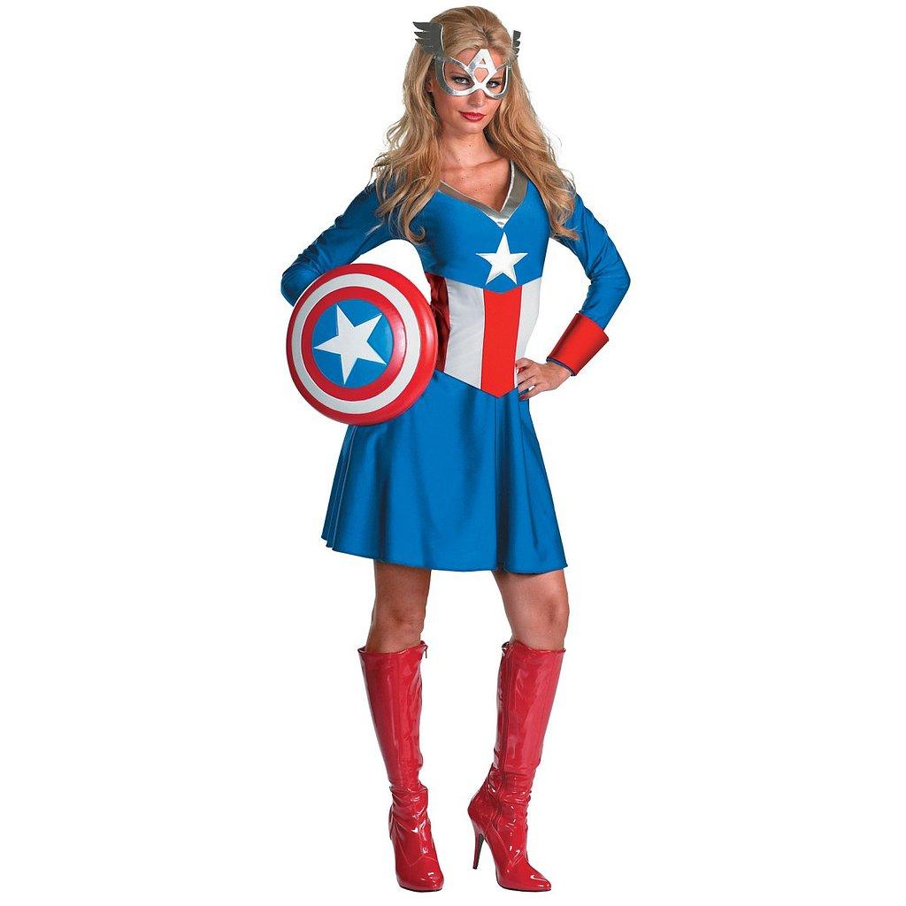 Ms. Captain America