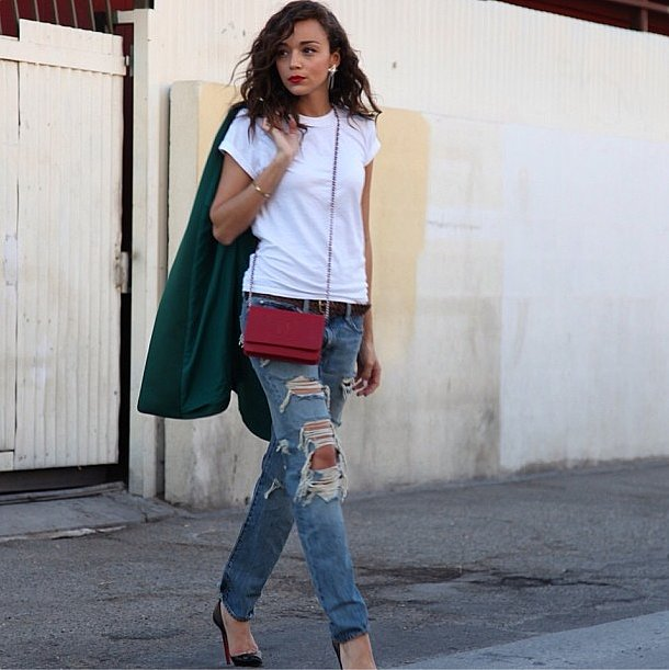 Does It Get Any Better Than Ashley Madekwe 39 S Street Style Let 39 S Be Social The Week 39 S Stylish